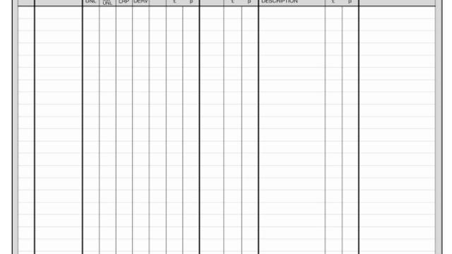 Forecourt Account Invoices